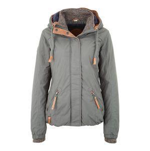 Naketano Zimní bunda  tmavě zelená
