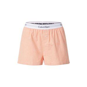 Calvin Klein Underwear Pyžamo 'SLEEP SHORT'  oranžová