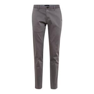 JOOP! Chino kalhoty '15 JJF-20Matthew-D 10000625'  šedobéžová
