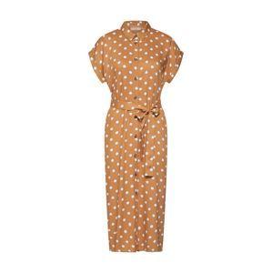 Minimum Košilové šaty 'Idot dress'  hnědá