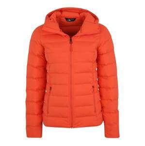 THE NORTH FACE Outdoorová bunda  oranžová
