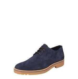 TIMBERLAND Šněrovací boty 'Folk Gentleman Ox'  noční modrá