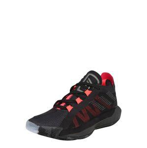 ADIDAS PERFORMANCE Sportovní boty  černá / pink / svítivě zelená