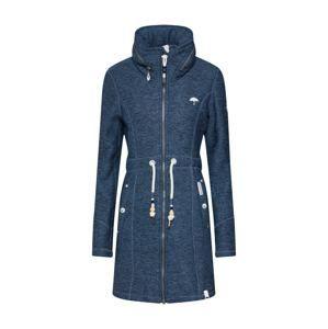 Schmuddelwedda Přechodný kabát  chladná modrá