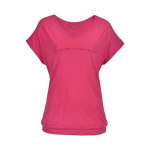 VENICE BEACH Tričko  tmavě růžová