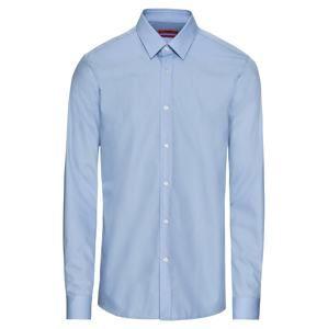 HUGO Společenská košile 'Elisha01 10181991 04'  světlemodrá
