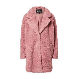 ONLY Přechodný kabát 'Aurelia'  růžová