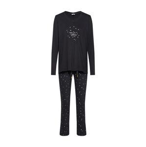 ESPRIT Pyžamo 'KIKU'  černá