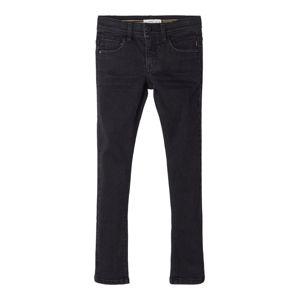 NAME IT Jeans  černá džínovina