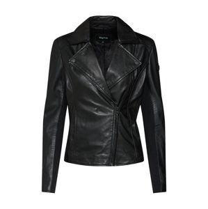 Tigha Přechodná bunda  černá