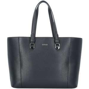 HUGO Nákupní taška  černá