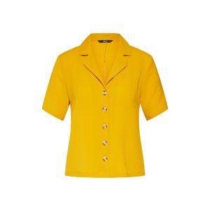 ONLY Halenka 'NOVA'  zlatě žlutá