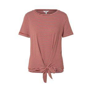 OBJECT Tričko  červená / bílá