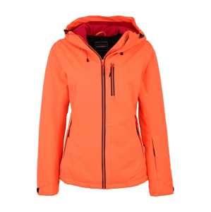ICEPEAK Outdoorová bunda 'KIRA'  oranžová