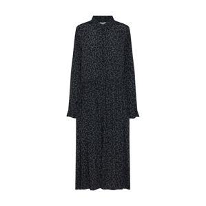 Mbym Košilové šaty 'Ellia'  khaki