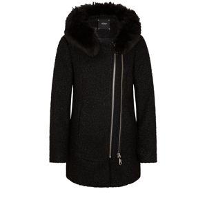 S.Oliver BLACK LABEL Zimní bunda  černá