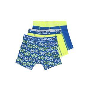VINGINO Spodní prádlo 'B 194-4 Logo'  modrá / svítivě zelená