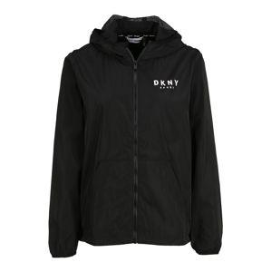 DKNY Sport Sportovní bunda  černá