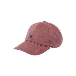 Carhartt WIP Čepice 'Harlem'  tmavě růžová / tmavě modrá