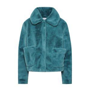 VILA Přechodná bunda 'Koda'  nebeská modř
