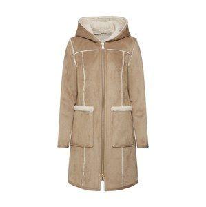 OAKWOOD Zimní kabát 'Camden'  béžová / písková