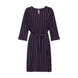 OBJECT Košilové šaty 'Leonie'  tmavě modrá / merlot
