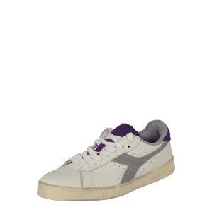 Diadora Sportovní boty 'GAME L LOW USED'  bílá / šedá