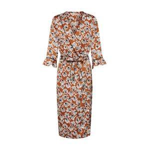 Aaiko Společenské šaty 'ISADEE'  karamelová