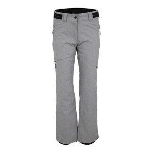 ICEPEAK Outdoorové kalhoty 'KARLA'  šedý melír