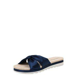 MARIAMARE Pantofle 'Diamond'  modrá