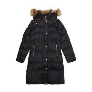 TICKET TO HEAVEN Kabát  černá