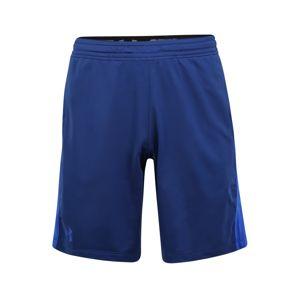 UNDER ARMOUR Sportovní kalhoty 'Raid 2.0'  tmavě modrá
