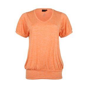 Active By Zizzi Funkční tričko 'RANCISCO'  jasně oranžová