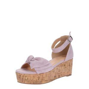 SPM Páskové sandály 'Firenze'  lenvandulová
