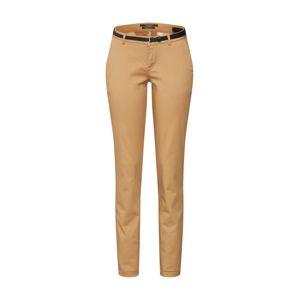 SCOTCH & SODA Chino kalhoty 'Slim fit chino'  písková