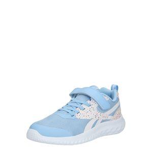 REEBOK Sportovní boty  světlemodrá / bílá