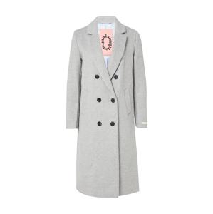 SCOTCH & SODA Přechodný kabát  světle šedá