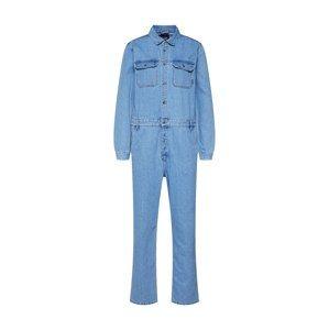 Dr. Denim Overal 'york boiler suit'  modrá džínovina