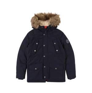 Jack & Jones Junior Zimní bunda 'EXPLORE'  námořnická modř