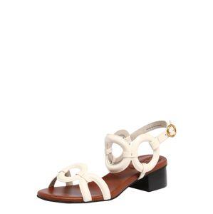 See by Chloé Páskové sandály  tělová
