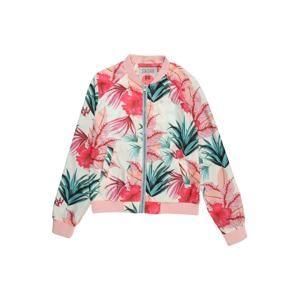 STACCATO Přechodná bunda  mix barev / růžová
