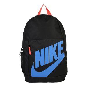 Nike Sportswear Batoh  modrá / červená / černá