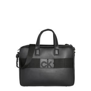 Calvin Klein Taška na notebook 'CK CENTRAL LAPTOP BAG'  černá