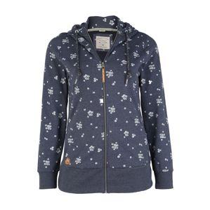 Ragwear Plus Mikina s kapucí 'YODA'  námořnická modř