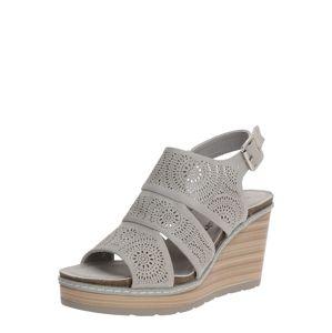 Refresh Páskové sandály  šedá