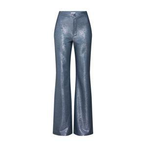 Filippa K Kalhoty 'Nyx Lurex Trouser'  modrá
