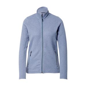 KILLTEC Funkční fleecová mikina 'Arland'  kouřově modrá