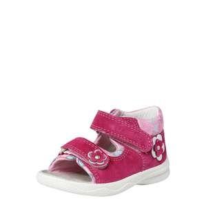 SUPERFIT Sandály 'Polly'  pink / růžová