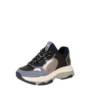 BRONX Tenisky 'Baisley'  modrá / šedá