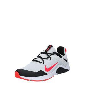 NIKE Sportovní boty 'Legend'  korálová / černá / světle šedá / lososová